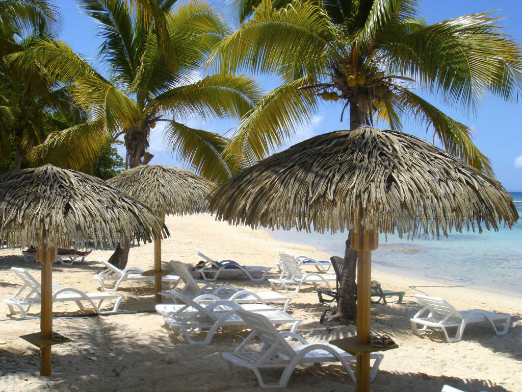 Guadeloupe - plage-w1024-h1024